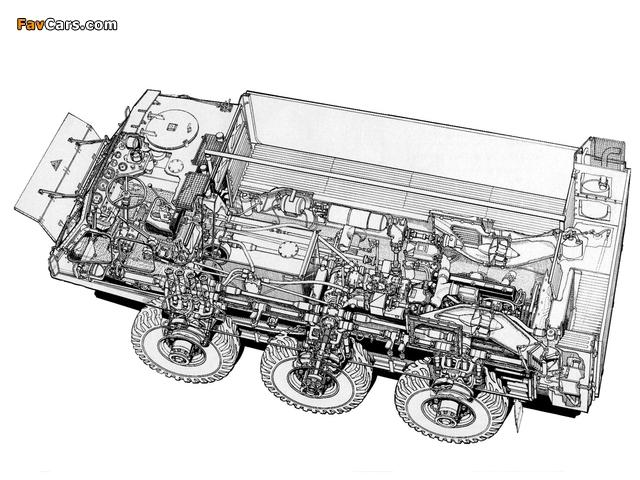 Images of Alvis Stalwart Mk-I FV-620 (1962–1966) (640 x 480)