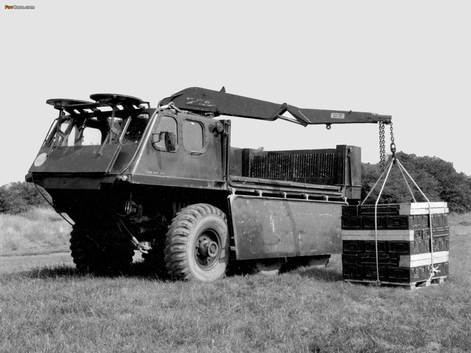 Photos of Alvis Stalwart Mk-II FV-623 (1966–1983) (1600 x 1200)