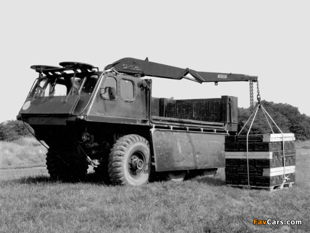 Photos of Alvis Stalwart Mk-II FV-623 (1966–1983) (640 x 480)