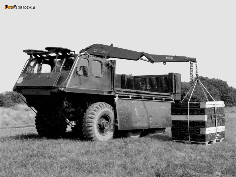Photos of Alvis Stalwart Mk-II FV-623 (1966–1983) (800 x 600)