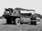 Photos of Alvis Stalwart Mk-II FV-623 (1966–1983)
