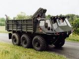 Pictures of Alvis Stalwart Mk-II FV-623 (1966–1983)