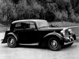 Alvis TA14 Saloon (1946–1950) photos