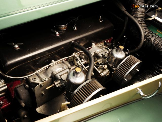 Alvis TA21 Drophead Coupe (1952) photos (640 x 480)