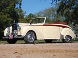 Alvis TA21 Drophead Coupe (1952) pictures
