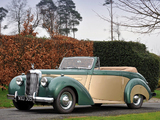 Pictures of Alvis TA21 Drophead Coupe (1952)