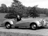 Alvis TB21 Sports Roadster (1951) pictures
