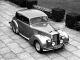Alvis TC21/100 (1953–1955) images