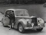 Alvis TC21/100 (1953–1955) pictures