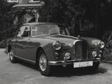 Alvis TD21 Coupe Park Ward (1958–1963) images