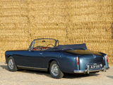 Alvis TE21 Drophead Coupe (1964) pictures