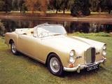 Images of Alvis TF21 Cabrio (1963–1967)