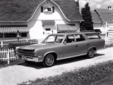 AMC Ambassador 990 Station Wagon 1967 wallpapers