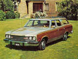 AMC Ambassador Station Wagon 1974 wallpapers
