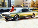 AMC AMX II Project IV Concept Car 1966 photos