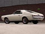 AMC AMX 1968 pictures