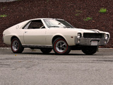 AMC AMX 1968 wallpapers