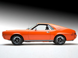 AMC AMX Big Bad 1969 pictures