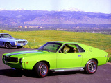 AMC AMX Big Bad 1969 pictures