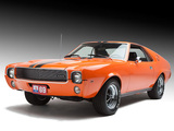AMC AMX Big Bad 1969 wallpapers