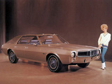 Images of AMC AMX III Concept Car 1967