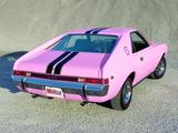 Photos of AMC AMX Playmate Pink 1969
