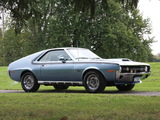 Wallpapers of AMC AMX (7039-7) 1970