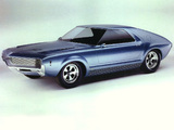 AMC AMX I Concept Car 1965 photos