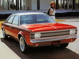 AMC Cavalier Concept 1966 photos