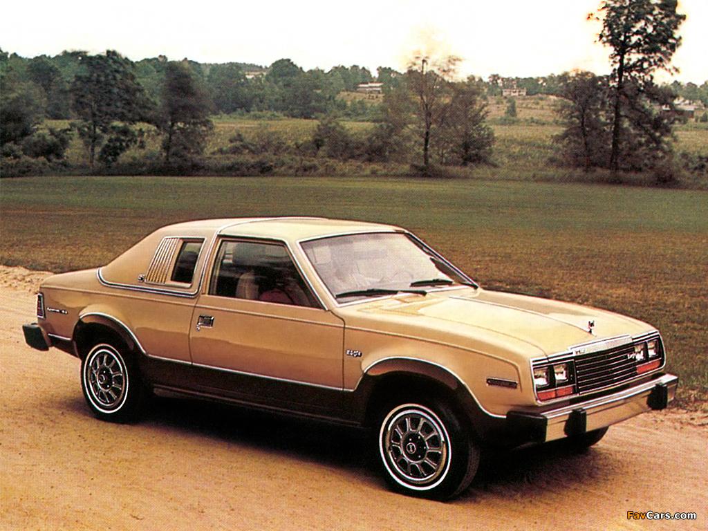 Amc Eagle Sport 1980 Pictures 1024x768