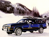 AMC Eagle Wagon 1983 pictures