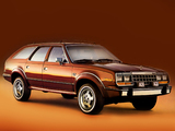 AMC Eagle Wagon 1984 images