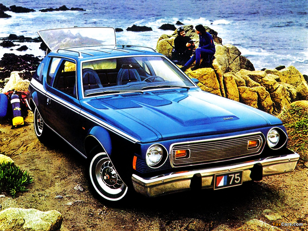 AMC Gremlin 1975 images (1024 x 768)