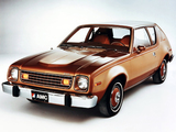 AMC Gremlin Sundowner CE 1977 pictures