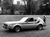 AMC Gremlin X Levis 1974 pictures