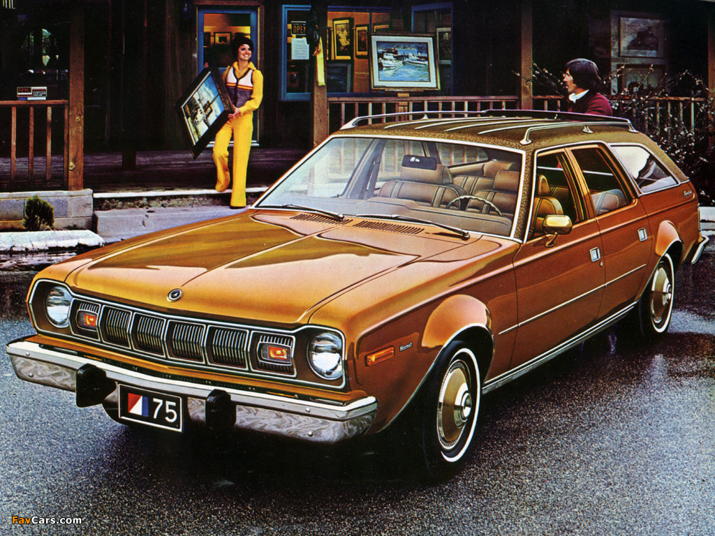 Images of AMC Hornet Sportabout 1975–77 (1024 x 768)