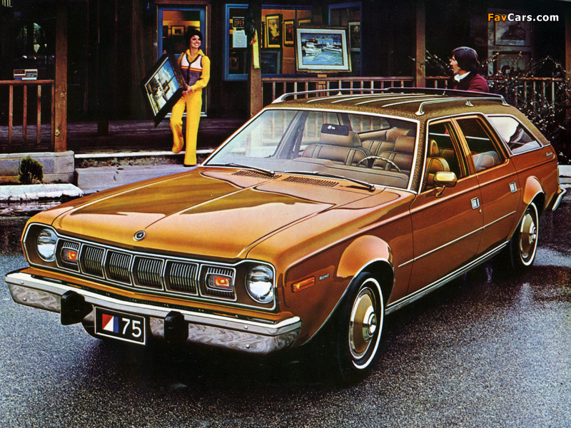 Images of AMC Hornet Sportabout 1975–77 (800 x 600)