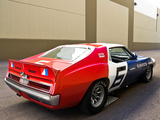 AMC Javelin Trans Am Race Car 1970–72 wallpapers