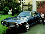 Pictures of AMC Javelin SST (7279-7) 1972