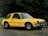 AMC Pacer X 1975 wallpapers