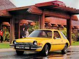AMC Pacer D/L 1976 photos