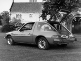 AMC Pacer X 1977 pictures