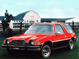 Images of AMC Pacer Wagon 1979–80