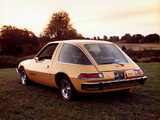 Pictures of AMC Pacer X 1975