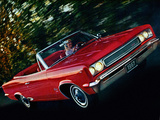 AMC Rambler Rebel SST Convertible (6717-7) 1967 photos