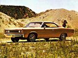 AMC Rebel 6919 1969 wallpapers