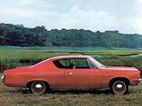 Pictures of AMC Rebel Hardtop Coupe (7019-7) 1970