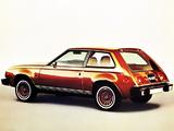 AMC Spirit Limited Sedan 1979 photos