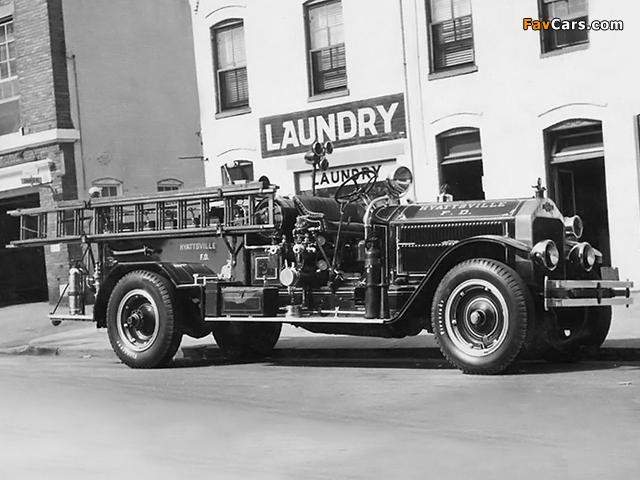 Photos of American LaFrance Metropolitan Type 155 (1927–1929) (640 x 480)