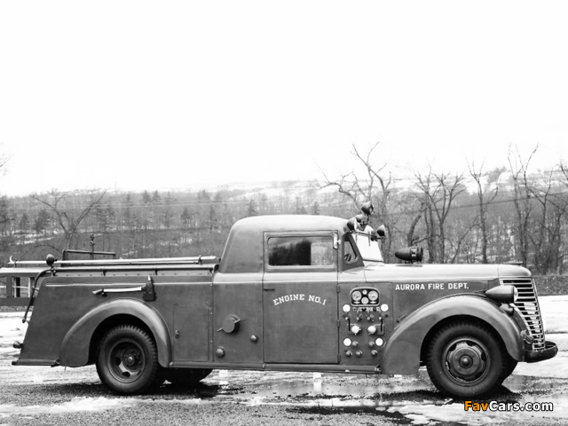 American LaFrance 500 Series (1938–1941) pictures (640 x 480)